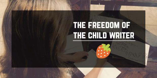 child-writer